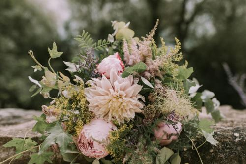 Bridal Bouquet -Photo Esme Ducker Photography
