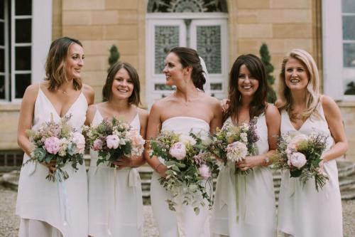 Bridesmaid Florals - Photo Esme Ducker Photography