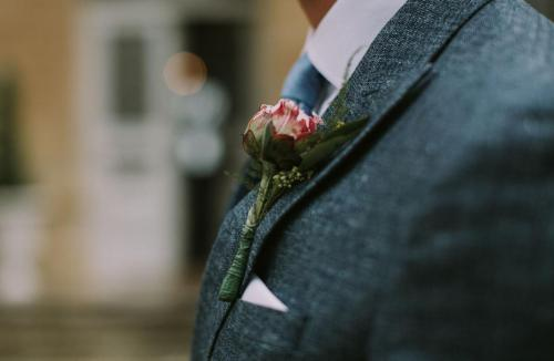 Buttonholes -Photo Esme Ducker Photography